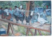 Fowl Fair at Issigeac